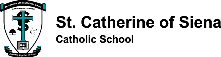 St. Catherine of Siena Catholic School Logo